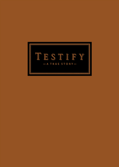 TESTIFY - TUSCAN COVER STOCK