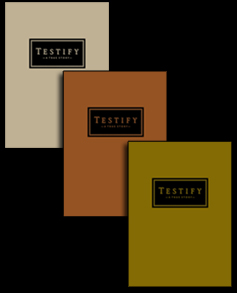 TESTIFY COLLECTION